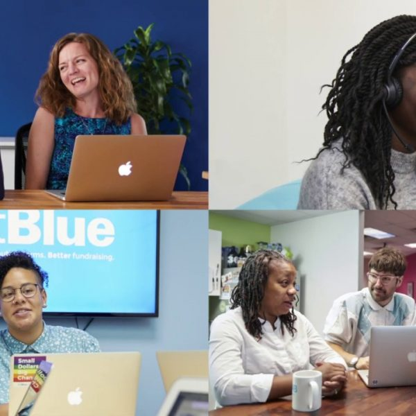 ActBlue: The Place for Small-Dollar Donors
