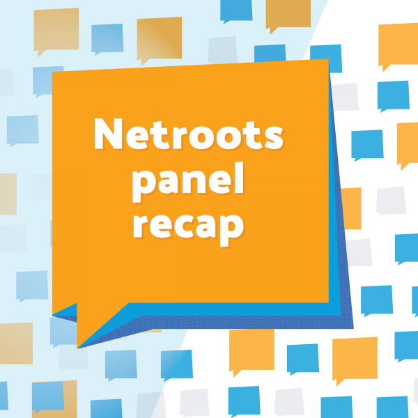 Live from Netroots Nation: Grassroots organizing in 2020