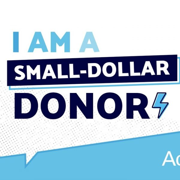 "We asked our donors, ""Why are you a small-dollar donor?"""